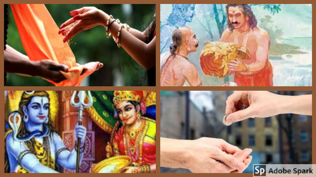 लक्ष्मी की सच्ची शोभा दान है। Lakshmi ki ...